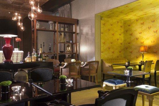 Hotel Gabriel Paris: Lobby - Bar