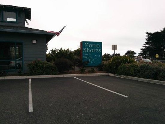 Morro Shores Inn & Suites: Office Entrance