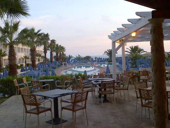 Aquis Sandy Beach Resort: Evening Dinner