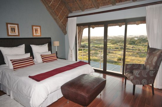 St Francis Golf Lodge : Double room