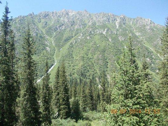 Ala-Archa Gorge: Заповедник Ала Арча, ущелье и т.д......
