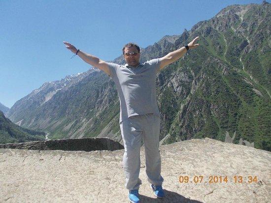 Ala-Archa Gorge: Я.Заповедник Ала Арча, ущелье и т.д......