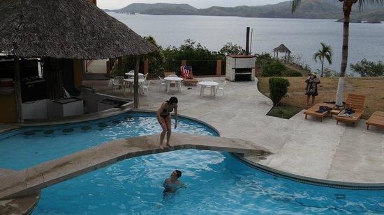Paradise Flamingo Beach: pool