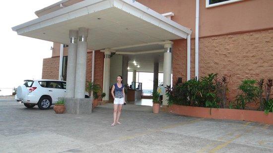 Paradise Flamingo Beach: Hotel Lobby