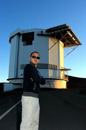 Mauna Kea Summit : sth