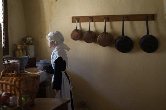Musée de l'Hôtel-Dieu : de keuken