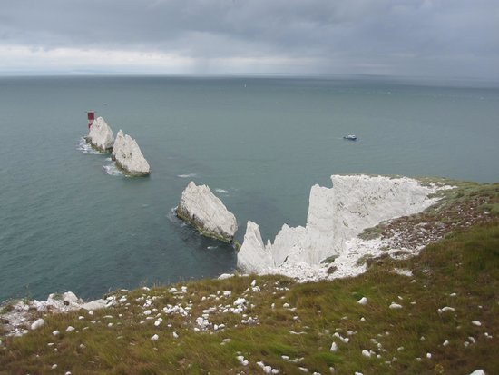 The Needles Battery: From the Battery