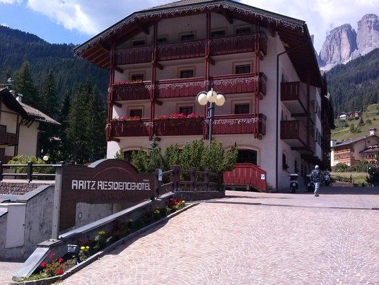 Aritz Garni Hotel: a ricordo di una breve ma favolosa vacanza
