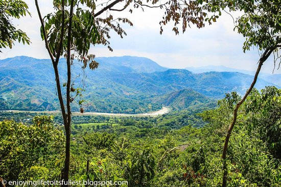 Tanay, Philippinen: a view from mount daraitan
