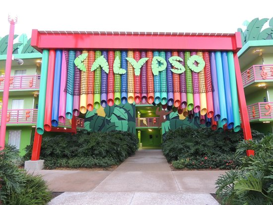 Disney's All-Star Music Resort: CALYPSO!