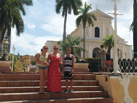 Plaza Mayor: Parte de mi familia