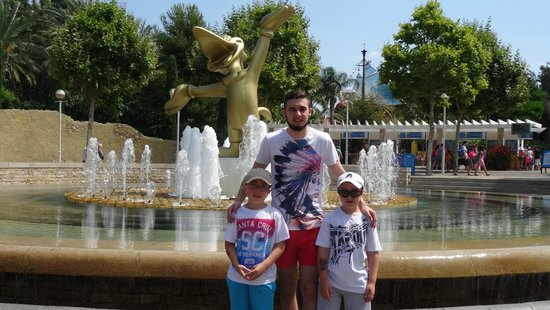 PortAventura World: entry