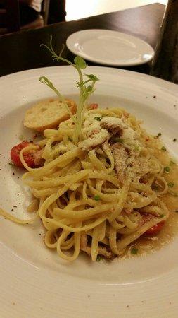 Pino Resto Bar : Tuna pasta