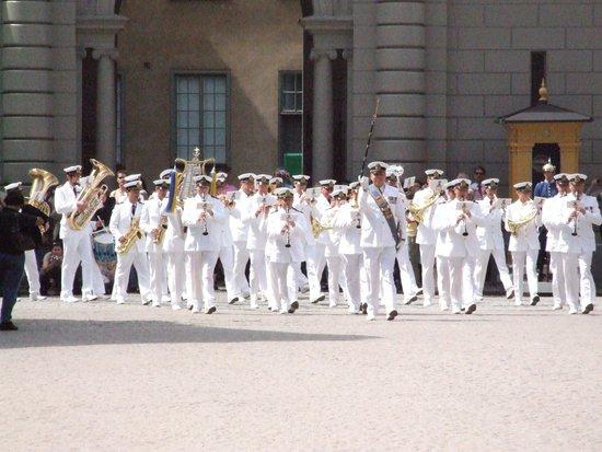 Royal Palace: Королевский духовой оркестр.