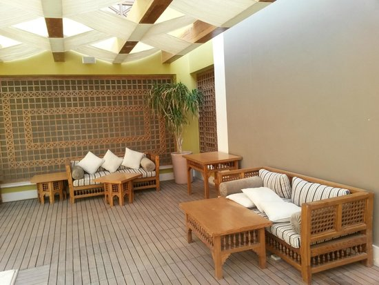 The Makadi Spa Hotel : Garden Bar