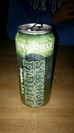 Fiddlehead Brewing Company: The elusive 2nd Fiddle...