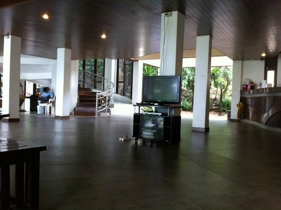 Koh Tao Regal Resort: Espace accueil
