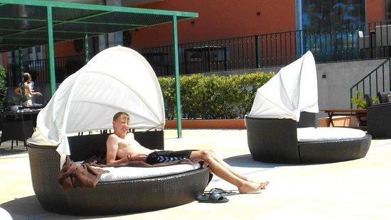 Senhora da Guia Cascais Boutique Hotel: poolområdet