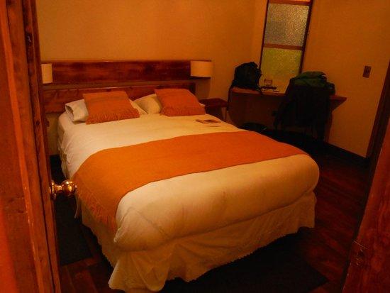 Hotel del Cerro : habitacion