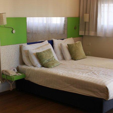 Hotel Prima City Tel Aviv: интерьер