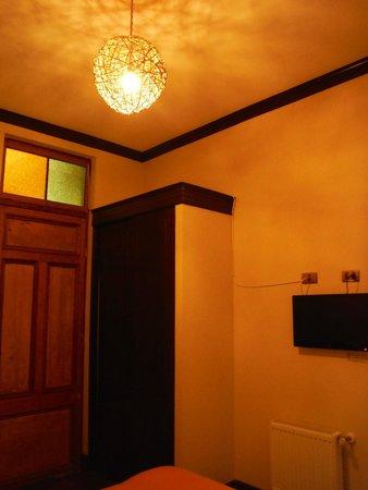 Hotel del Cerro: habitación