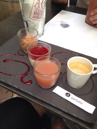 AOC 84: Café gourmand ! Au top !!!