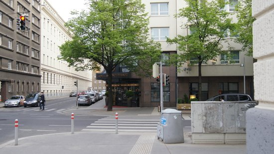 Hotel Am Konzerthaus Vienna MGallery by Sofitel : Welcome