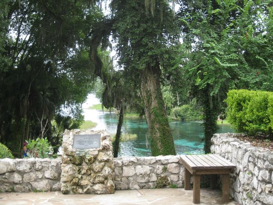 Rainbow Springs State Park: follow the lazy river