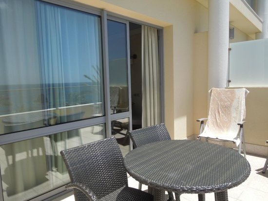 Pestana Promenade Ocean Resort Hotel : Balkon