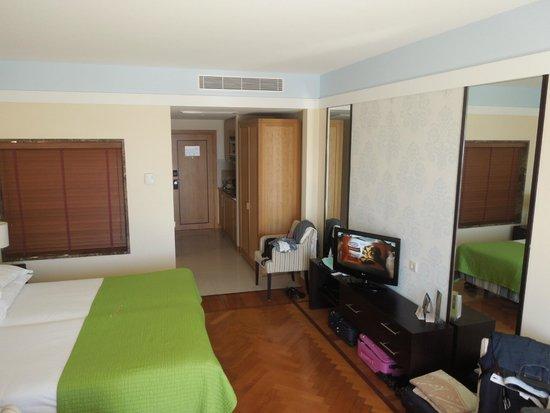 Pestana Promenade Ocean Resort Hotel : Suite ca.45 qm