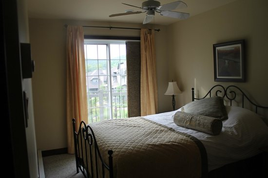 Cap Tremblant Mountain Resort: Bedroom