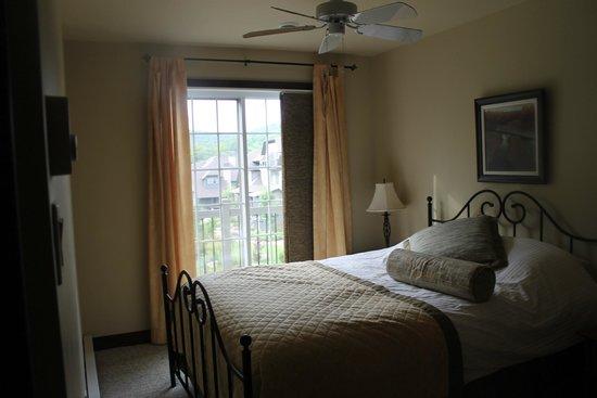 Cap Tremblant Mountain Resort : Bedroom