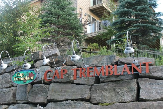 Cap Tremblant Mountain Resort: Cap Tremblant