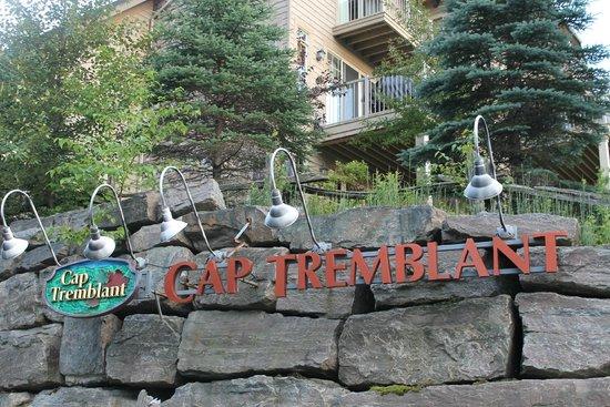 Cap Tremblant Mountain Resort : Cap Tremblant