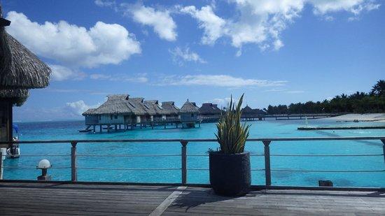Conrad Bora Bora Nui: Overwater bungalows
