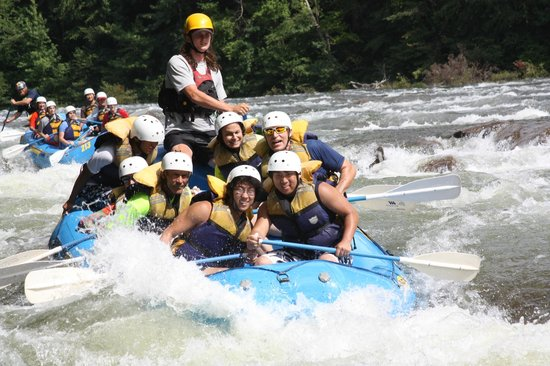 Wildwater Rafting - Ocoee: Rafting the Rapids on the Ocoee