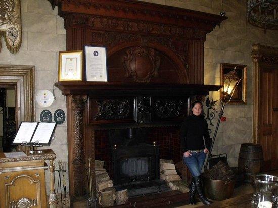 Belleek Castle: En recepción