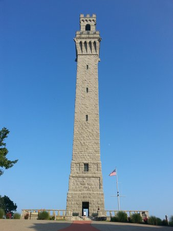 Pilgrim Monument & Provincetown Museum: The Tower