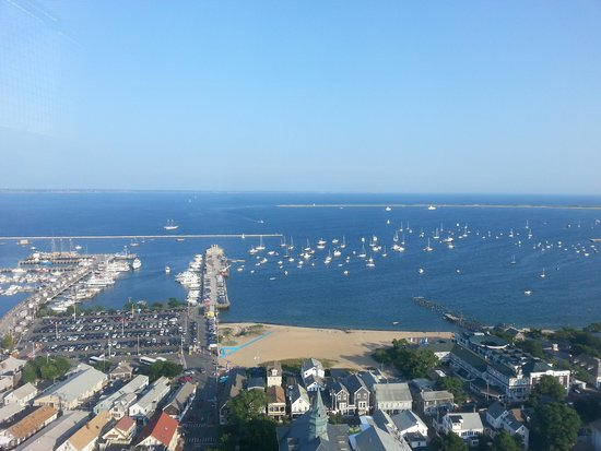 Pilgrim Monument & Provincetown Museum : The View from the Top