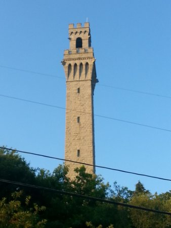 Pilgrim Monument & Provincetown Museum: On the Way !