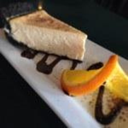 Tanglewood Restaurant & Lounge: Orange Creamcicle Cheesecake