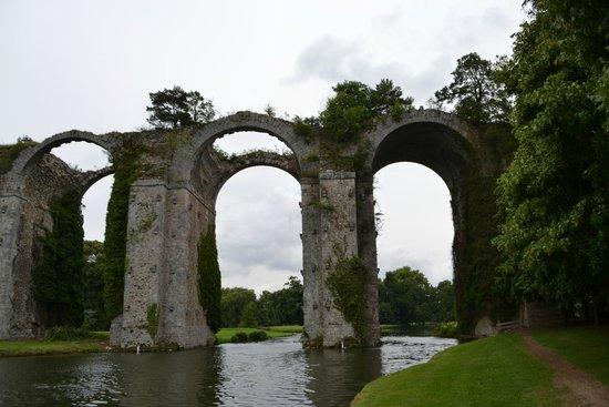 Château de Maintenon : Aqueducts