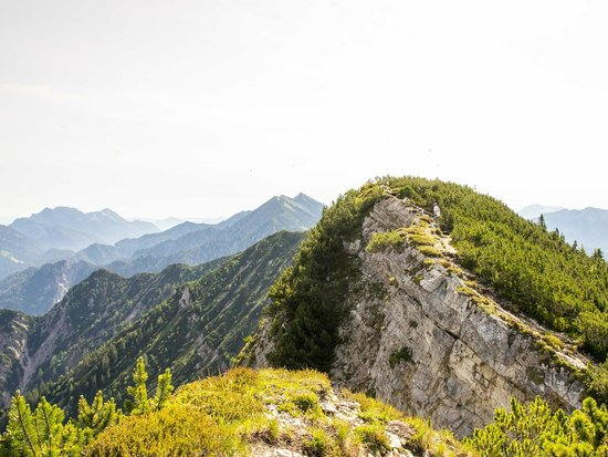 Haus Wildbach: Hiking from our house to Dürrnbachhorn