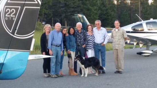 Echo Valley Ranch & Spa: happy visitors