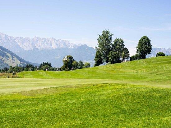Haus Wildbach: The nearby Reit im Winkl/Kössen golf course
