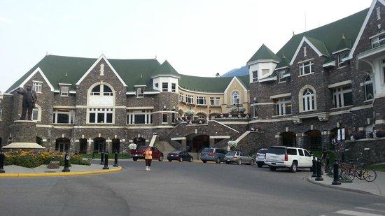 Fairmont Banff Springs : conference center