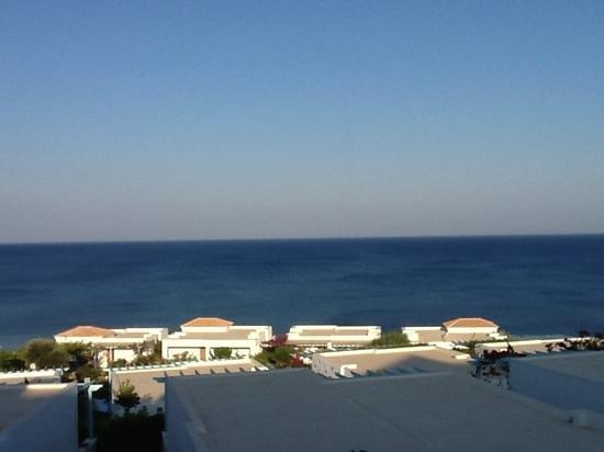 Atrium Prestige Thalasso Spa Resort and Villas: vue de ma chambre