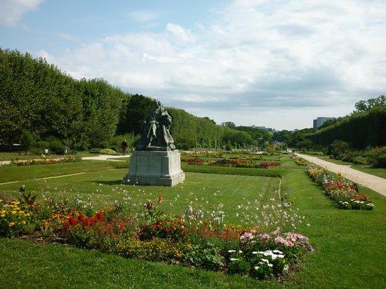 Jardin des plantes picture of jardin des plantes paris for Jardin 76
