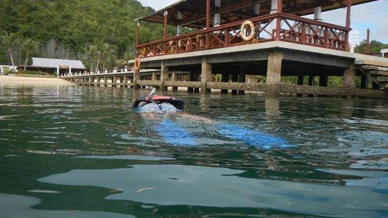El Rio y Mar Resort : Port Caltoum