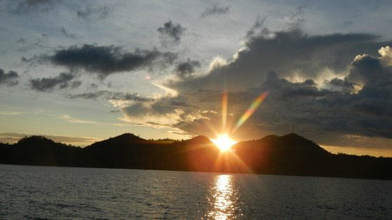 El Rio y Mar Resort : El Rio Sunset
